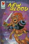 Cover for ElfQuest: New Blood (WaRP Graphics, 1992 series) #12