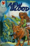 Cover for ElfQuest: New Blood (WaRP Graphics, 1992 series) #13
