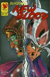 Cover for ElfQuest: New Blood (WaRP Graphics, 1992 series) #22