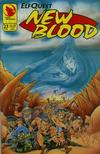 Cover for ElfQuest: New Blood (WaRP Graphics, 1992 series) #25