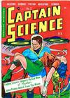 Cover for Captain Science (Youthful, 1950 series) #2