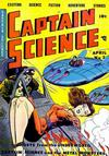 Cover for Captain Science (Youthful, 1950 series) #3