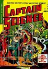 Cover for Captain Science (Youthful, 1950 series) #5