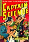 Cover for Captain Science (Youthful, 1950 series) #6