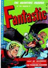 Cover for Fantastic (Youthful, 1952 series) #8