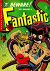 Cover for Fantastic (Youthful, 1952 series) #9