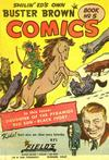 Cover for Buster Brown Comic Book (Brown Shoe Co., 1945 series) #5