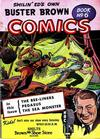 Cover for Buster Brown Comic Book (Brown Shoe Co., 1945 series) #6