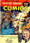 Cover for Buster Brown Comic Book (Brown Shoe Co., 1945 series) #8