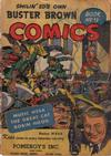 Cover for Buster Brown Comic Book (Brown Shoe Co., 1945 series) #9