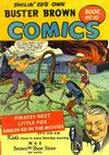Cover for Buster Brown Comic Book (Brown Shoe Co., 1945 series) #10