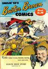 Cover for Buster Brown Comic Book (Brown Shoe Co., 1945 series) #14
