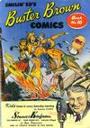 Cover for Buster Brown Comic Book (Brown Shoe Co., 1945 series) #16