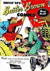 Cover for Buster Brown Comic Book (Brown Shoe Co., 1945 series) #19