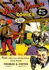 Cover for Buster Brown Comic Book (Brown Shoe Co., 1945 series) #20