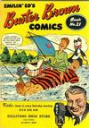 Cover for Buster Brown Comic Book (Brown Shoe Co., 1945 series) #21