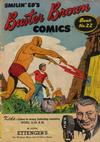 Cover for Buster Brown Comic Book (Brown Shoe Co., 1945 series) #22