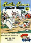 Cover for Buster Brown Comic Book (Brown Shoe Co., 1945 series) #26
