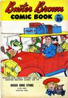 Cover for Buster Brown Comic Book (Brown Shoe Co., 1945 series) #39