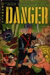 Cover for Danger (Comic Media, 1953 series) #2