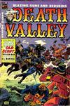 Cover for Death Valley (Comic Media, 1953 series) #6
