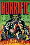 Cover for Horrific (Comic Media, 1952 series) #1