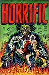 Cover for Horrific (Comic Media, 1952 series) #1