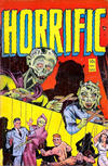 Cover for Horrific (Comic Media, 1952 series) #2
