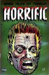 Cover for Horrific (Comic Media, 1952 series) #3
