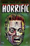 Cover for Horrific (Comic Media, 1952 series) #3