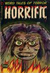 Cover for Horrific (Comic Media, 1952 series) #4