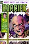Cover for Horrific (Comic Media, 1952 series) #10