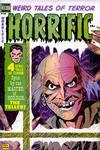Cover for Horrific (Comic Media, 1952 series) #10