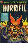 Cover for Horrific (Comic Media, 1952 series) #11