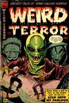 Cover for Weird Terror (Comic Media, 1952 series) #8