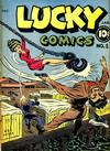 Cover for Lucky Comics (Consolidated Magazines, 1944 series) #1