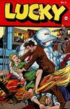 Cover for Lucky Comics (Consolidated Magazines, 1944 series) #2