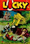 Cover for Lucky Comics (Consolidated Magazines, 1944 series) #3