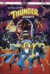 Cover for Wally Wood's T.H.U.N.D.E.R. Agents (Deluxe Comics, 1984 series) #2