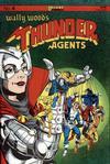 Cover for Wally Wood's T.H.U.N.D.E.R. Agents (Deluxe Comics, 1984 series) #4
