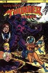Cover for Wally Wood's T.H.U.N.D.E.R. Agents (Deluxe Comics, 1984 series) #5