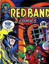 Cover for Red Band Comics (Rural Home, 1944 series) #1