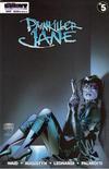 Cover Thumbnail for Painkiller Jane (1997 series) #5 [Leonardi Cover]