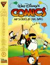 Cover for The Carl Barks Library of Walt Disney's Comics and Stories in Color (Gladstone, 1992 series) #8