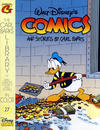 Cover for The Carl Barks Library of Walt Disney's Comics and Stories in Color (Gladstone, 1992 series) #27