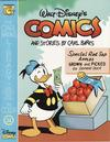 Cover for The Carl Barks Library of Walt Disney's Comics and Stories in Color (Gladstone, 1992 series) #34