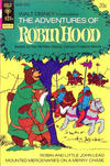 Cover Thumbnail for Walt Disney Productions The Adventures of Robin Hood (1974 series) #1 [Gold Key Variant]