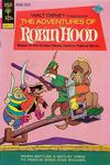 Cover for Walt Disney Productions The Adventures of Robin Hood (Western, 1974 series) #6