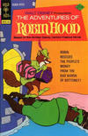 Cover for Walt Disney Productions The Adventures of Robin Hood (Western, 1974 series) #7