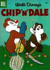 Cover for Chip 'n' Dale (Dell, 1955 series) #4